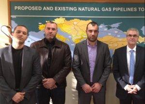 Η Χρυσή Αυγή στο υπουργείο Ενέργειας για υδρογονάνθρακες και ΛΑΡΚΟ