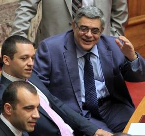Ηλιόπουλος - Κασιδιάρης - Αρχηγός