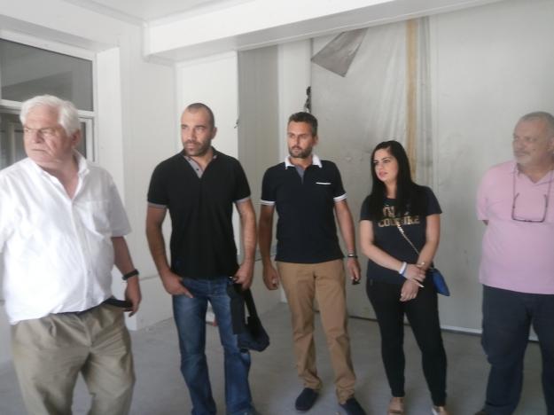 Επίσκεψη Ηλιόπουλου στην ΕΒΟΛ 2
