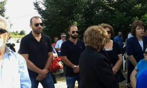 H Χρυσή Αυγή Μαγνησίας στο Μνημείο Μνήμης στην Όθρυ